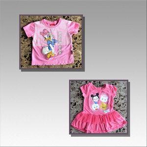 Toddler Girl's Shirt Bundle 4T